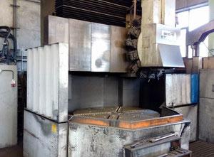 TOS SKIQ 16 CNC Karusselldrehmaschine CNC