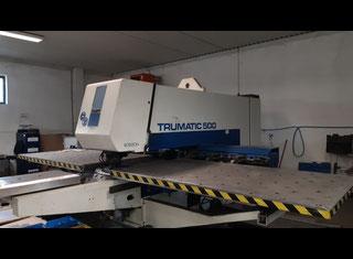 Trumpf TRUMATIC 500R P00703211