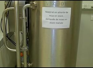 3C France MOBILE TANK Sonstige pharmazeutische / chemische Maschine