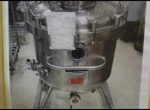 Mobile Tank MOBILE TANK + ELECTRO MOTOR T370 30611 Sonstige pharmazeutische / chemische Maschine