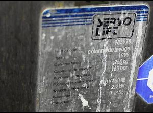 Servo Lift COLONNE DE LEVAGE Sonstige pharmazeutische / chemische Maschine