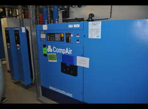 Compair D75/8W Compressed air plant