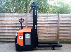 Toyota TOYOTA BT SPE 160L Electric forklift