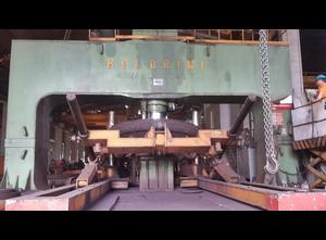 Boldrini Cap. 600 Ton Dishing Press & Manipulator