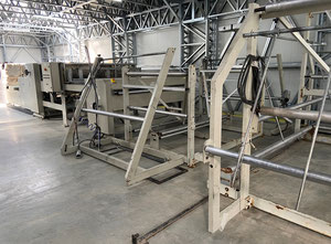 Maszyna do przetwórstwa tworzyw sztucznych Welding Machinery STB 200