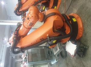 Robotica industrial Kuka KR150