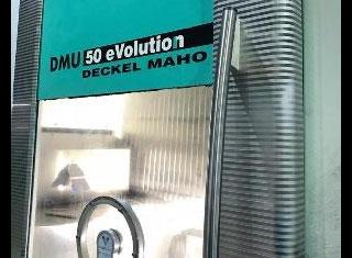 Deckel Maho DMU 50 Evolution P00706067