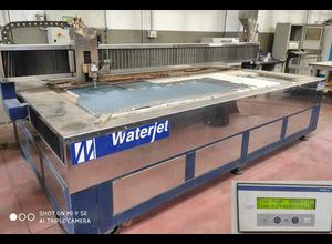 Impianto di taglio con getto ad acqua usato Waterjet ECOTRON 403 MAC SO