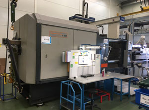 Sandretto MEGA 610 Injection moulding machine