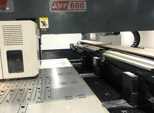 Abamet AMP 600 CNC Stanzmaschine
