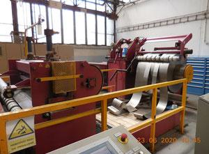 Řezací linka Nobag Nobs SSM 120