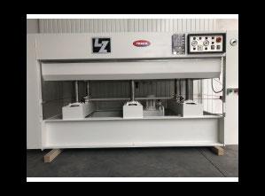 Langzauner hydarulic Presse