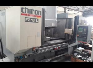 Chiron FZ 18 L Bearbeitungszentrum Vertikal