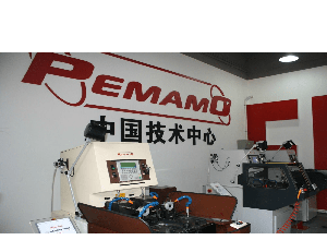 Pemamo MDR-240-EH Lapping finishing machine