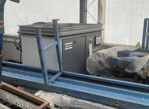 Compresor de tornillo lubricante Atlas Copco GA 30CFF-7.5