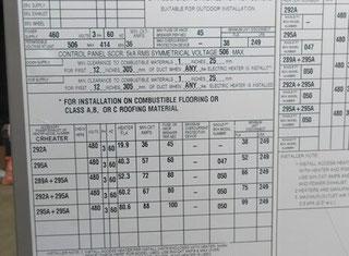 Carrier 50TC-D16A2A6A0A0A0 P00709012
