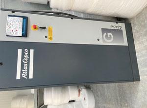 Compresor de tornillo lubricante Atlas Copco GA45FF