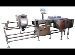 Maszyna do produkcji, pakowania sera Dibal MDCWX 4302