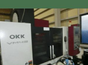 Centro di lavoro 5 assi OKK VM4Ⅲ
