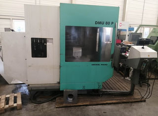 DMG DMU 80P P00710017