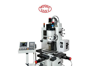 Moore 450-CPZ 5 Axis Zahnradschleifmaschine
