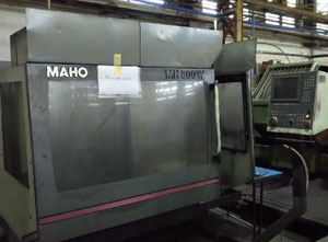 MAHO MH 800W milling machine