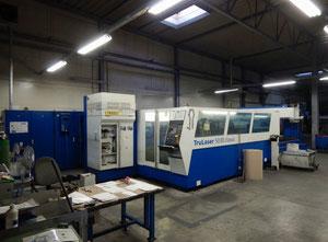 TRUMPF TRUMATIC 5030 laser cutting machine