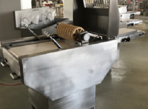 Krájecí stroj na maso Maja VBA 505