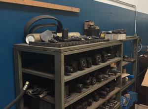 Tornio verticale Hessapp DV 60 - 2