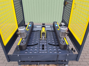 Siat XL0461 Folien-Einschweißmaschine