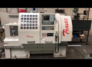 Torno cnc Travis TRX-1 XP