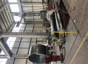 Akyapak AHS 30/28 Plate rolling machine - 4 rolls