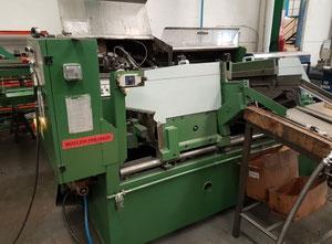 Adige TT640 cutting line with deburring machine