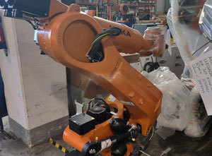 KUKA KR120 R2700 KRC4 Industrieroboter