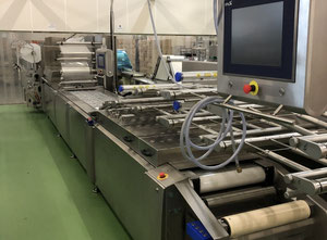 Used GEA CFS Powerpack 560 NT Cheese production, wrapping and portioning machine