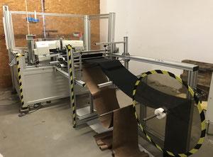Macchina da cucire automatica Beckmann BMA100-TAC-2-3307