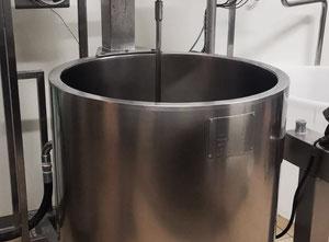 F&B Technology Srl PSC40 Molkerei - Butterherstellung-, Butterverpackung- und Butterportioniermaschine