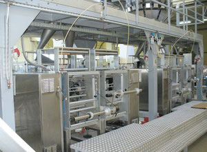 PFM Zenith + MBP 20-head weigher Thermoforming - Form, Fill and Seal Line