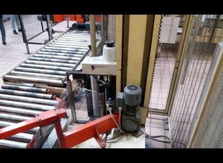 Zecchetti - Robopac Pallettizer P.50.B - Pallet Stretch Wrapper Rotoplat 2000 P00715010