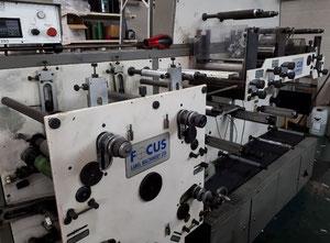 Etiket baskı makinesi Focus F250