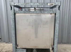 Contenedor - tanque de fusión Ucon S/S Container