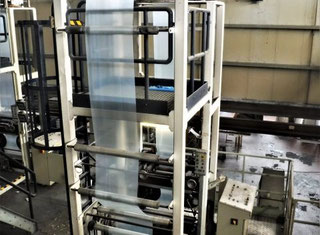 Macchi 3 layers co-extrusion blown film line for LDPE P00715049