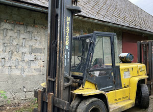 Hyster H 7,00XL Gas forklift