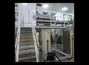 Paletizační stroj Jorgensen -