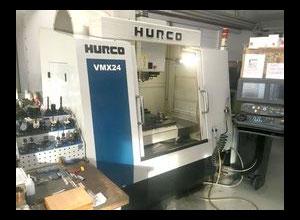Hurco VMX 24 Bearbeitungszentrum Vertikal