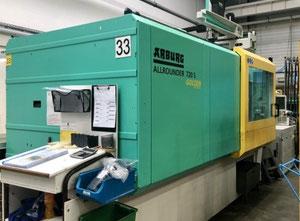 Enjeksiyon kalıplama makinesi Arburg 720 S 3000-1300