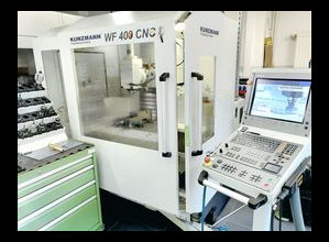 Fresatrice Kunzmann WF 400 CNC