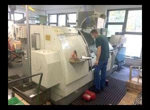 Gildemeister CTX 400 Serie 2 Drehmaschine CNC