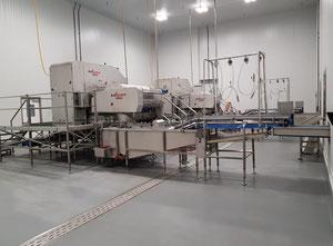 Maszyna do przetwórstwa warzyw lub owoców Juran 2020