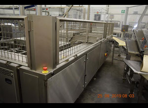 Masdac Manju 9000 Complete biscuit or croissant production line